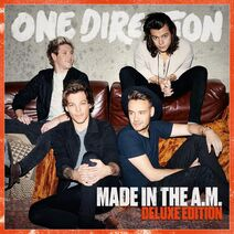 Made in the A.M. Deluxe Version Cover