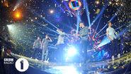 Radio 1 Teen Awards Stage