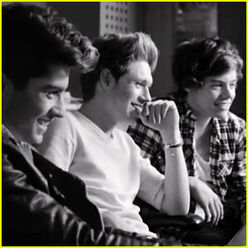 One direction little thing!!