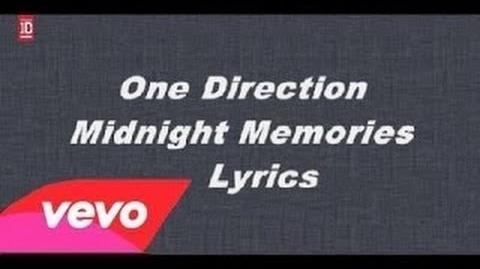 One Direction - Midnight Memories (Official)