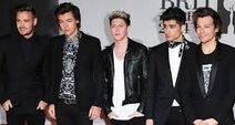 One Direction 2014 at the Brit Awards