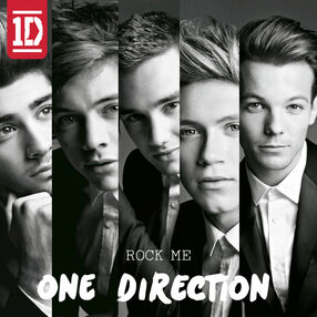 Rock me by one direction single cover by kerli406-d5k0d8j