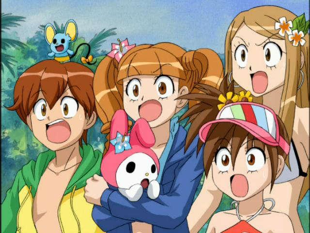 Image - D0078681 21484616.jpg | Onegai my melody Wiki ...Onegai My Melody Uta And Kakeru