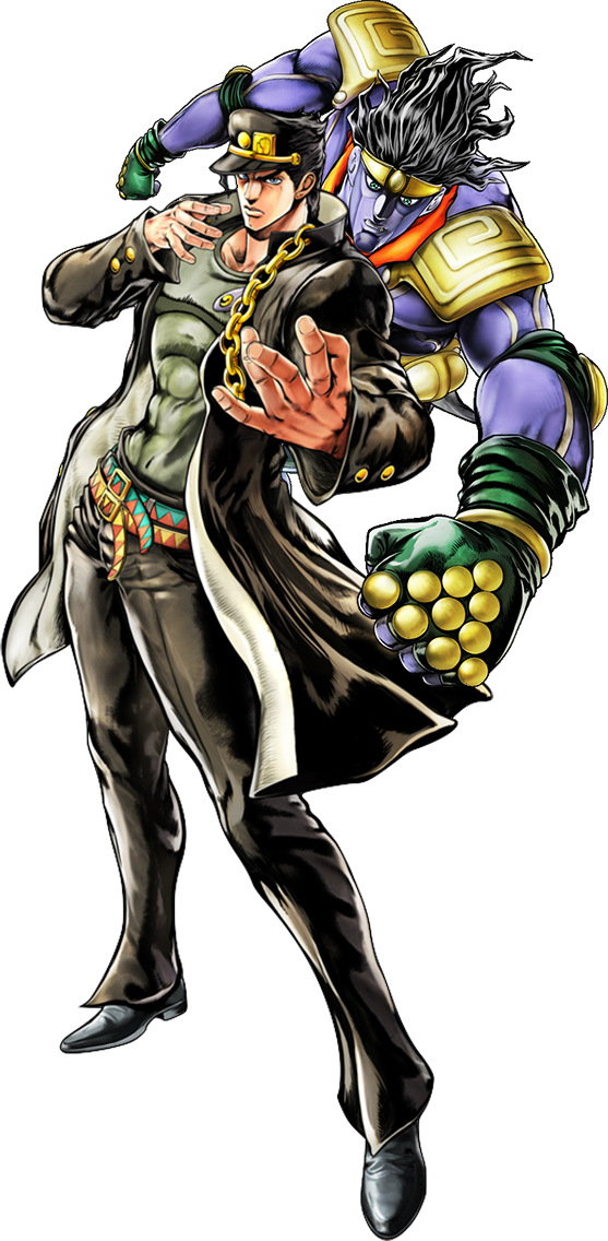 Jack Salvator vs Jotaro Jotaro_2014_blue_by_superhedgehogtx-d6r7xvh