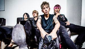 ONE OK ROCK 2016