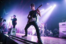 ONE OK ROCK at Monster Energy Outbreak Tour 2016 04-17-16 pt 2 10