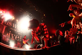 ONE OK ROCK 2011 Answer is aLive TOUR 03