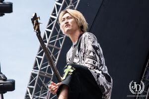 ONE OK ROCK in SELF HELP FEST 03-19-16 03