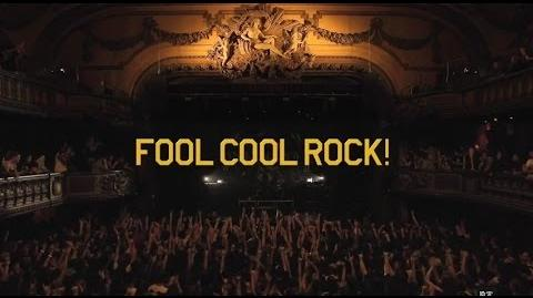 FOOL COOL ROCK! ONE OK ROCK DOCUMENTARY FILM Official Teaser Trailer