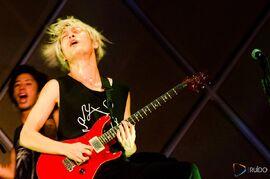 ONE OK ROCK 2014 USA-SOUTH AMERICA-EUROPE TOUR 11-02-14 09