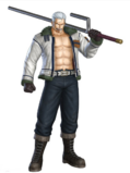 Smoker One Piece Pirate Warriors 2