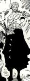 Zoro Punk Hazard Vestimenta 1