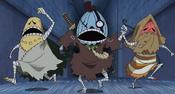 Gyoro, Nin i Bao Anime Infobox