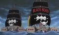 Vaixells Pirates d'en Barbanegra