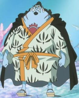 Jinbe Post Time Skip