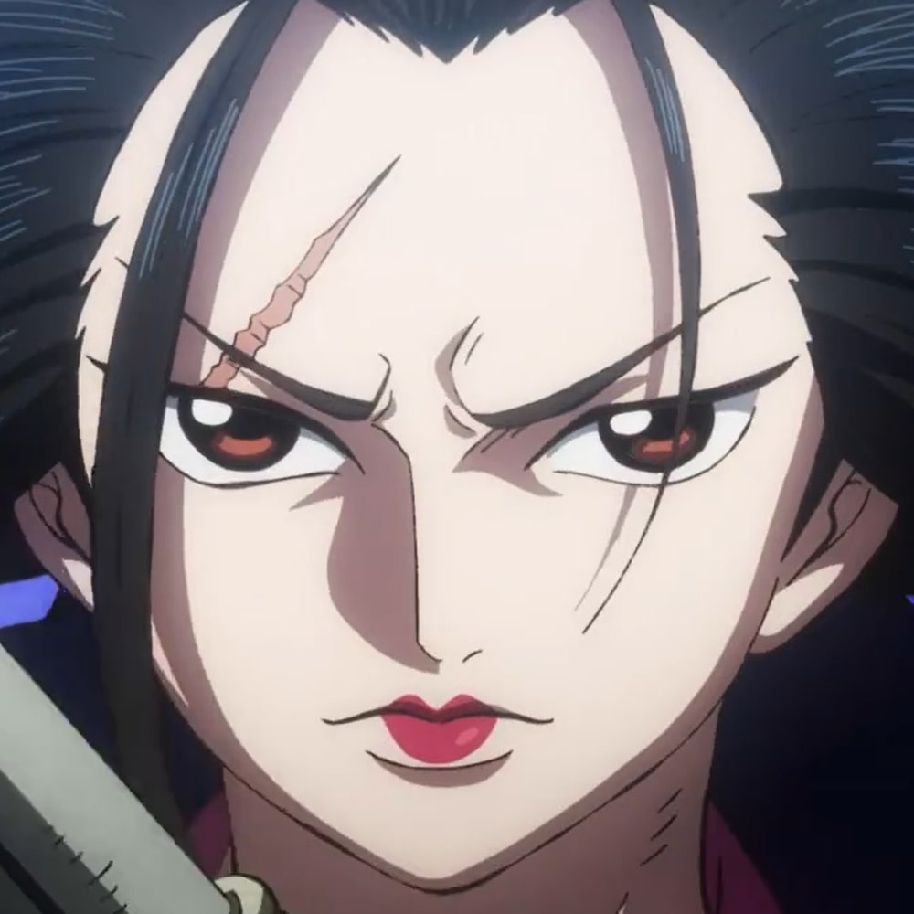 Izou portrait