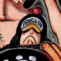 Penguin portrait post