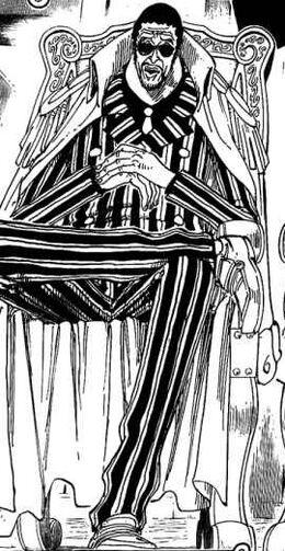 Kizaru manga