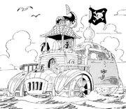Vaixell pirates Macro