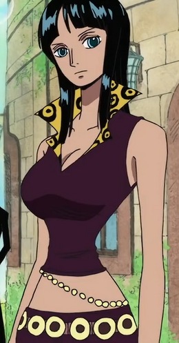 Robin anime pre
