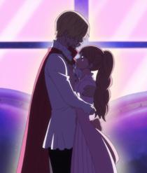 Sanji accepta matrimoni amb Purin