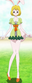 Carrot Totto Land Outfit3