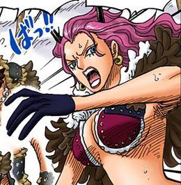 Ginrummy manga color