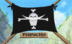 Entrada de Foodvalten