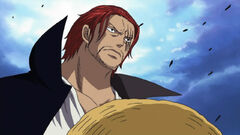 Shanks Marineford