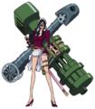 Disseny Baby 5 anime