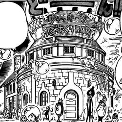 Shakky's Rip-off Bar manga