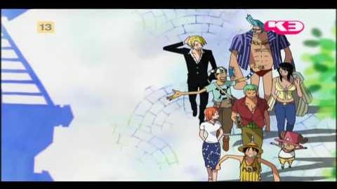 One Piece Jungle Party opening 09 Catala 720P HD