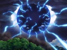 Esfera de llamps