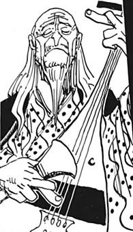 Kurozumi Semimaru Manga Infobox