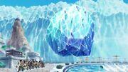 Jozu llança iceberg