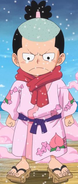 Kozuki Momonosuke Anime Infobox