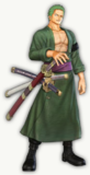 Zoro One Piece Pirate Warriors 2