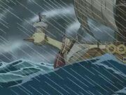 Zeff al seu vaixell