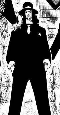 Lucci manga agent