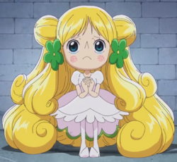 Mansherry Anime Infobox