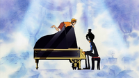 Ruffy i Brook piano