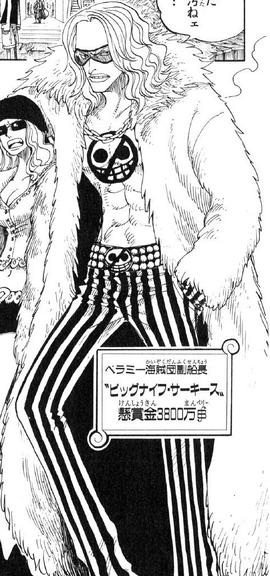 Sarquiss Manga Infobox