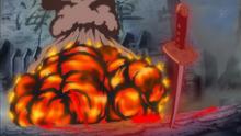El magma desfent armes