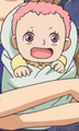 Rebecca as a Baby
