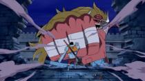 Ruffy Malson atura atac Ozu