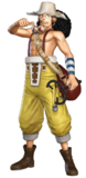 Usopp One Piece Pirate Warriors 2