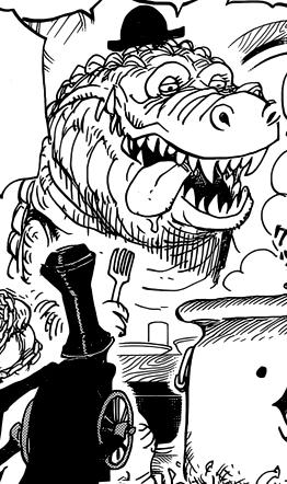 Noble Croc Manga Infobox