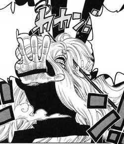 Kumadori manga