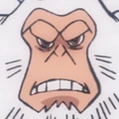Rabbitman Portrait manga