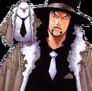 Lucci i Hattori manga